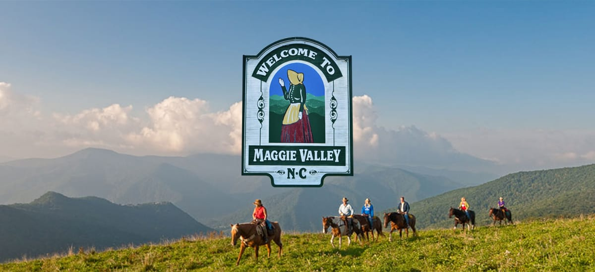 Story of Miss Maggie of Maggie Valley