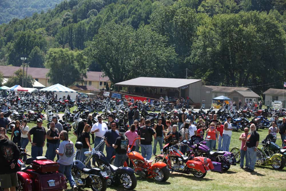 Motorcycle Events September 2020.Thunder In The Smokies Motorcycle Rally Visit Nc Smokies