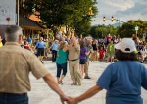 waynesville mountain street dance