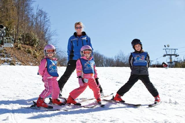 Ski_School_Three_Girls_Bunny_Hill