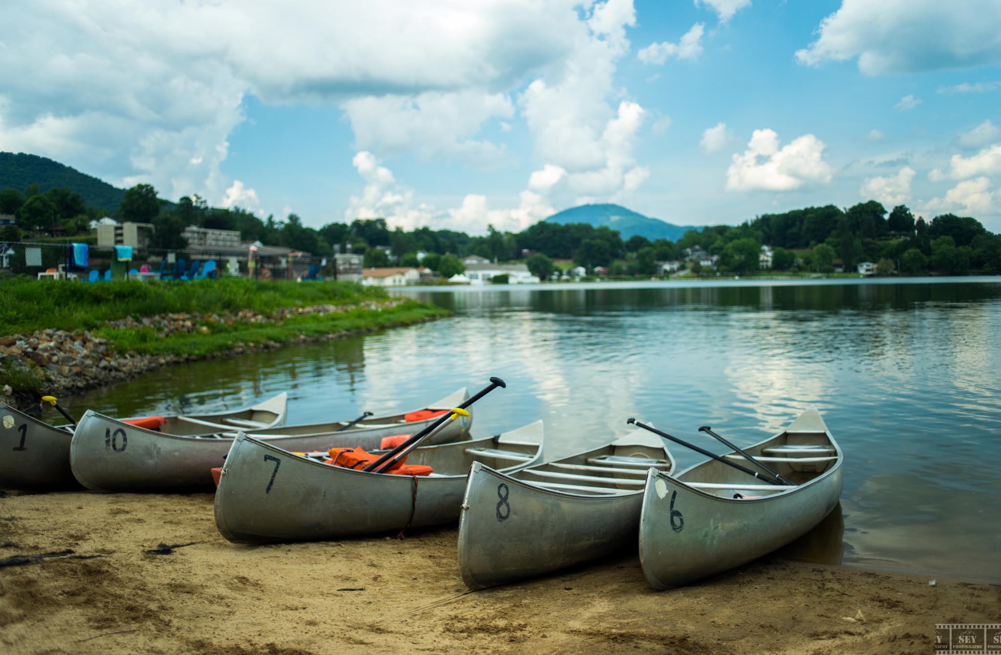 About Lake Junaluska