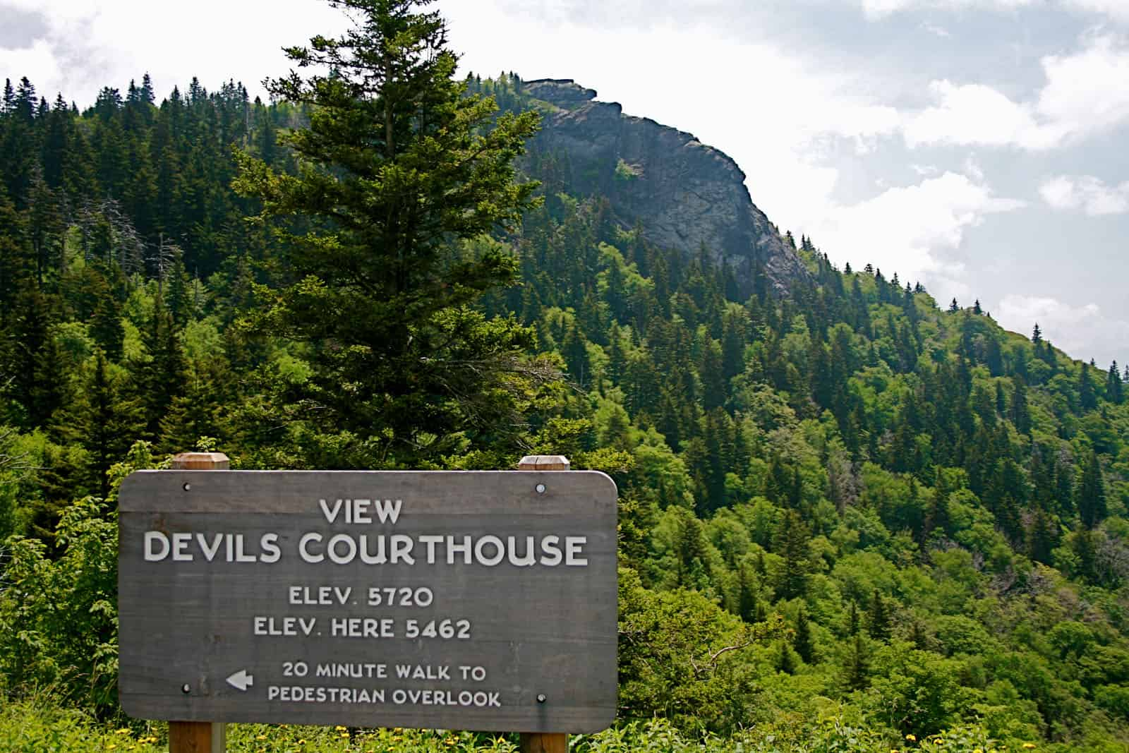 Devils Courthouse 2