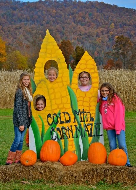 (PC Heather Mina) Cold Mountain Corn Maze2