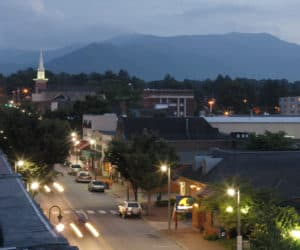 downtown waynesville