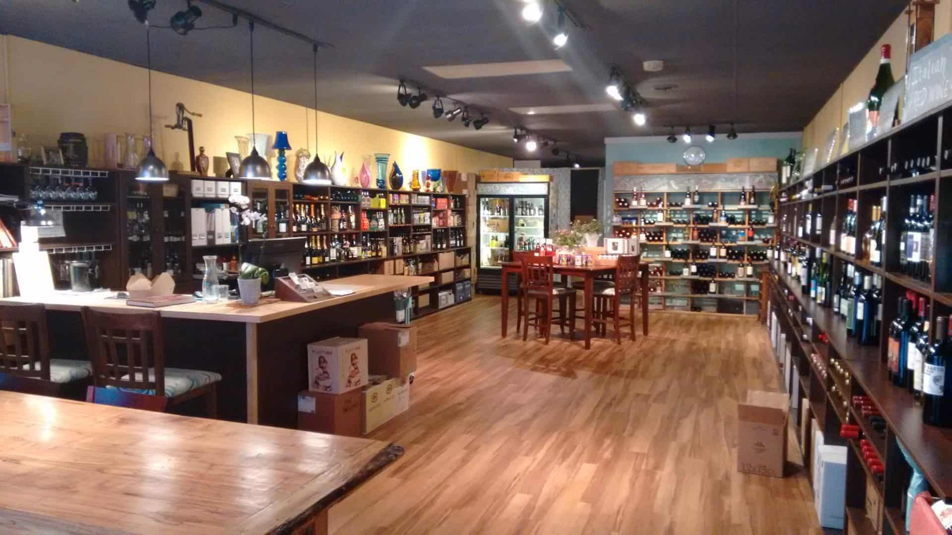 Bosu's Wine Shop in Waynesville, NC | Visit NC Smokies