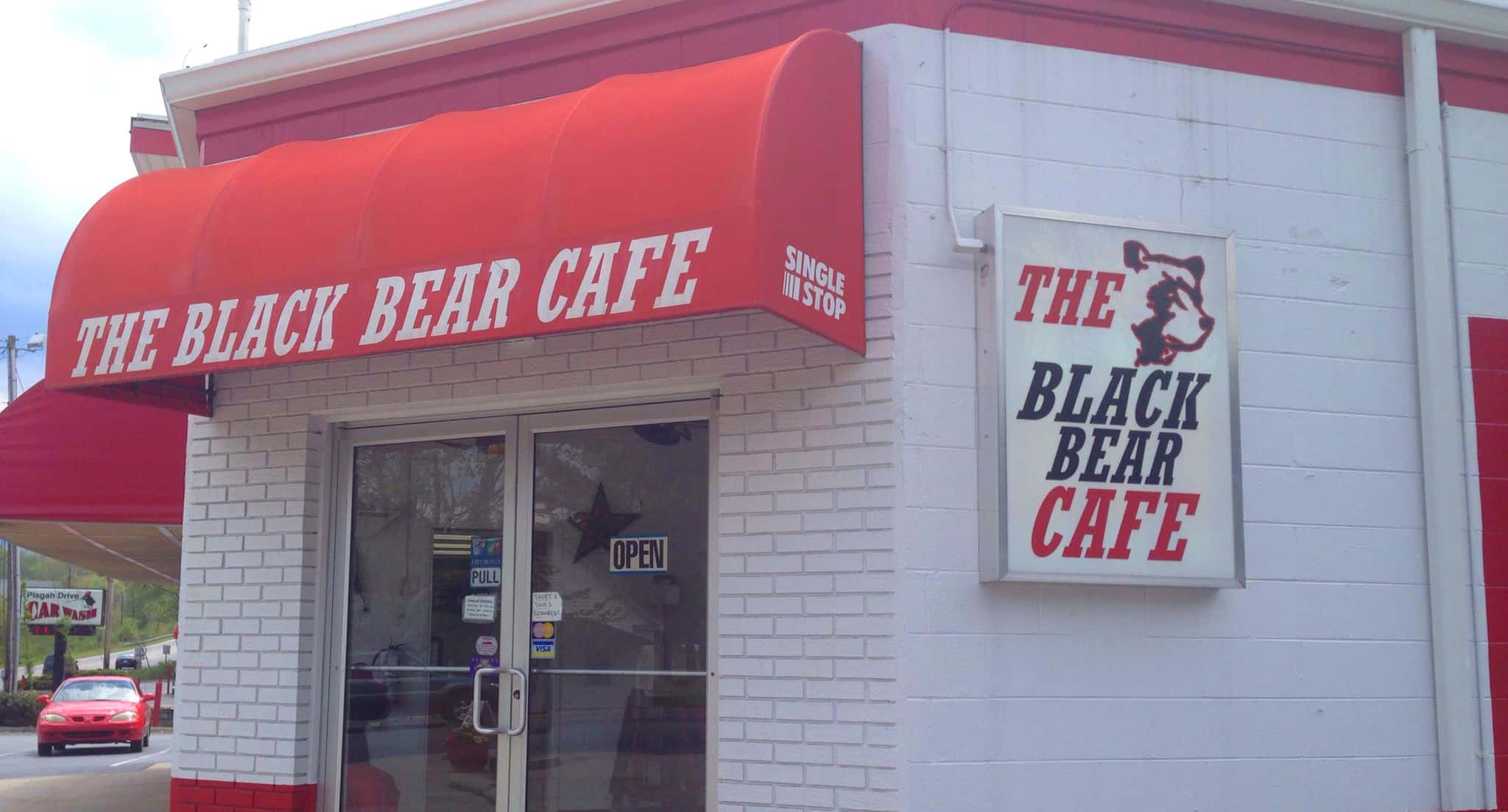 Black Bear Cafe In Canton