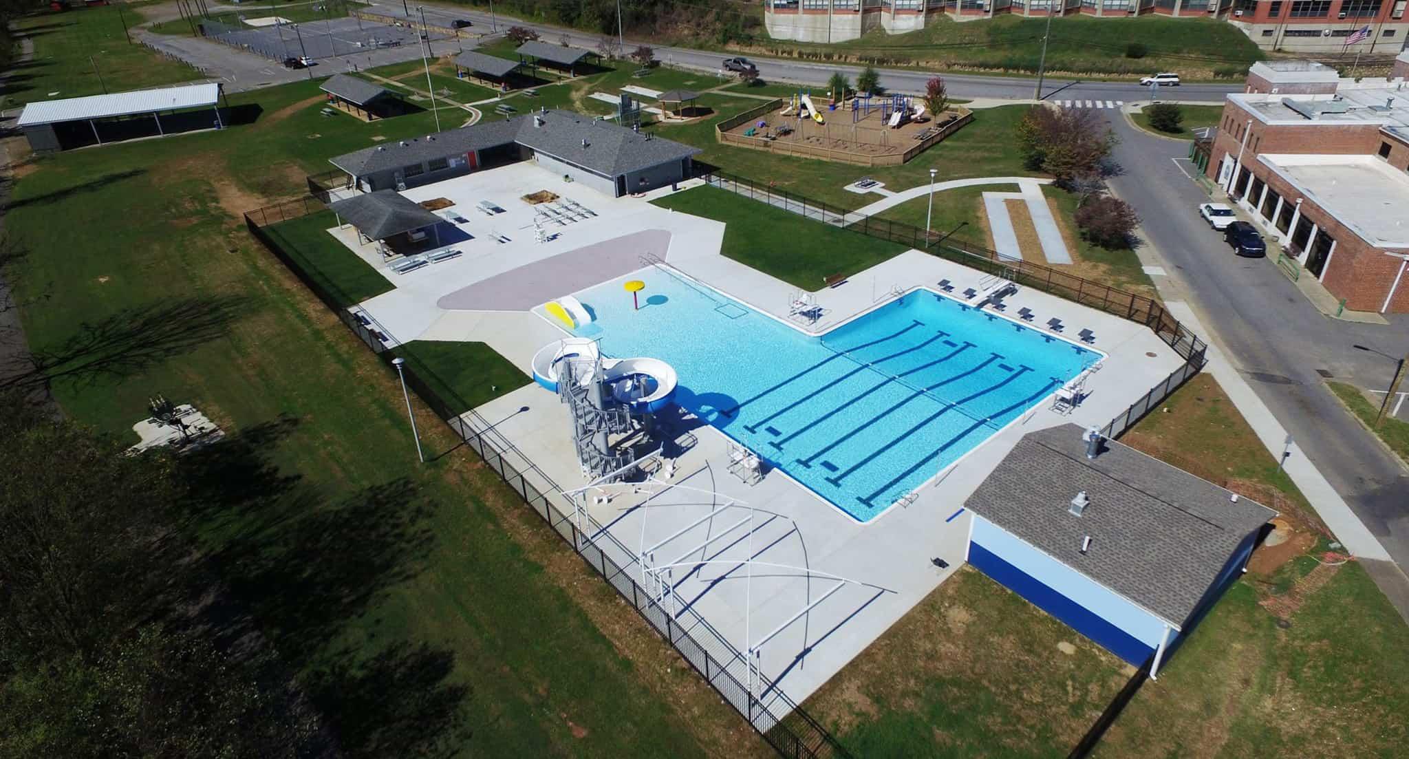 Canton Recreation Park Pool