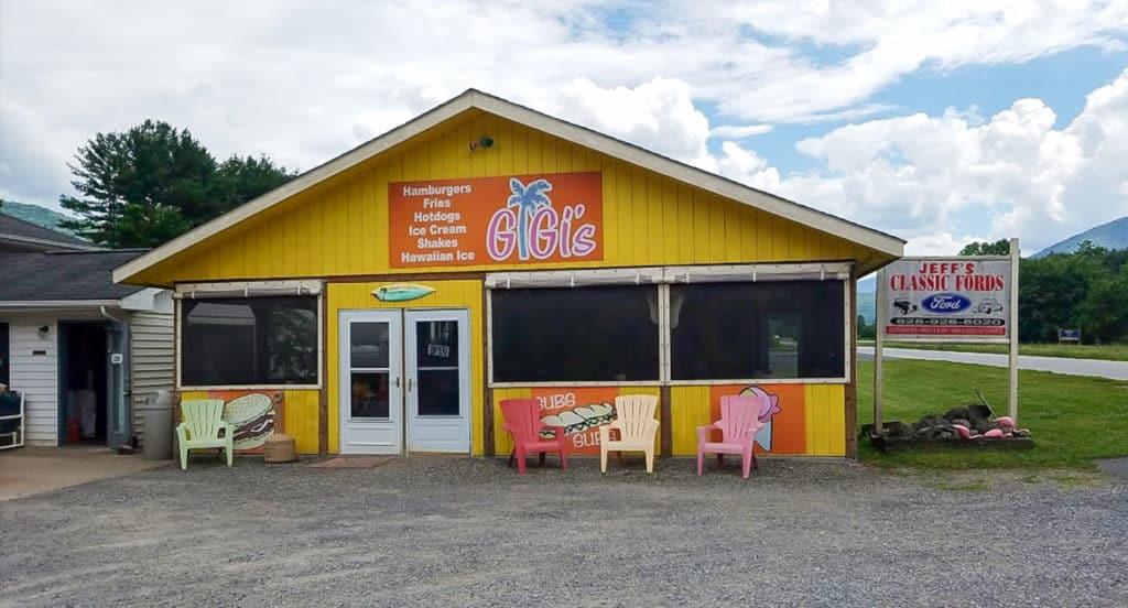 Gigi S Restaurant Visit Nc Smokies