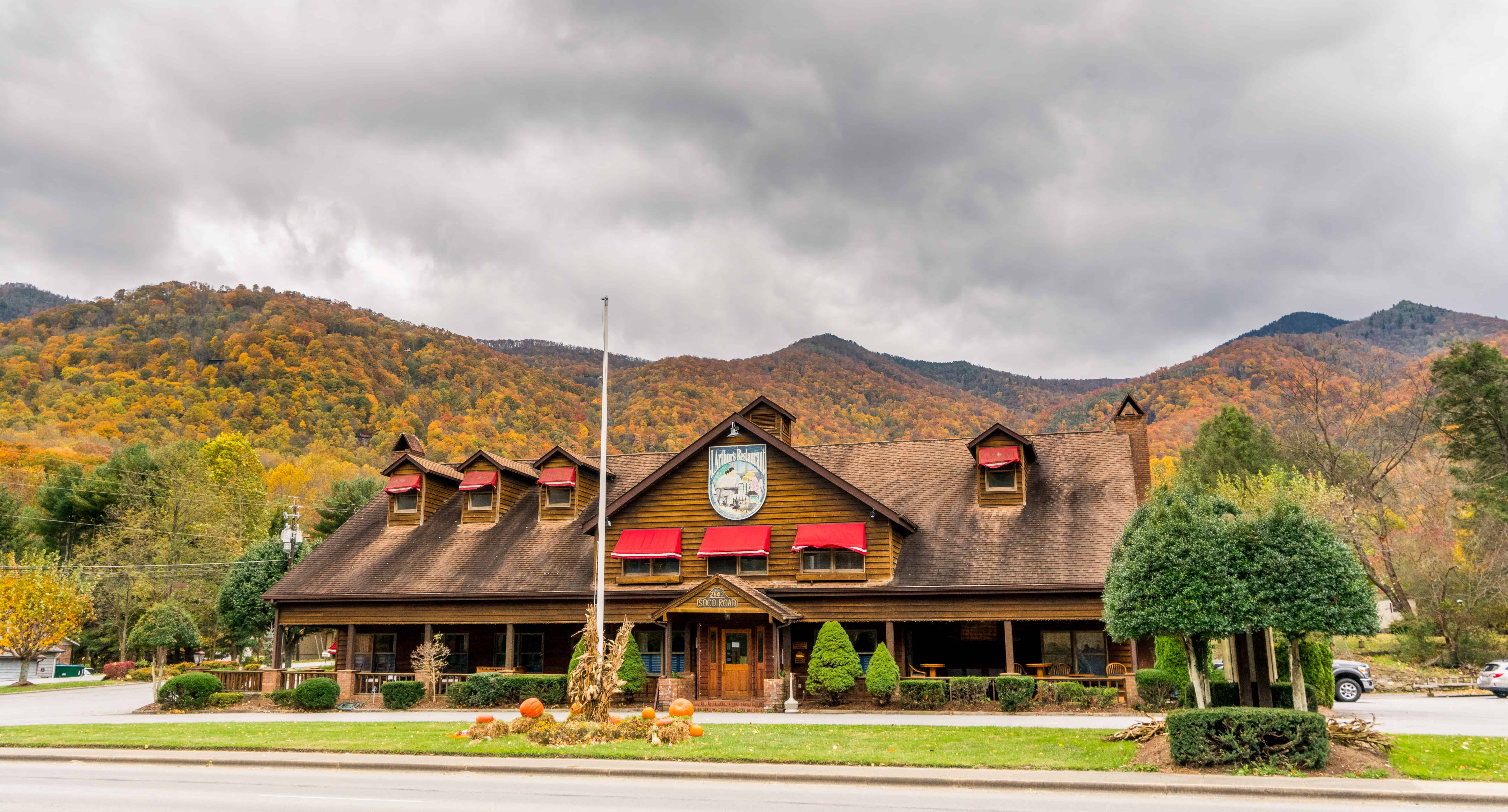 J Arthur's Restaurant in Maggie Valley