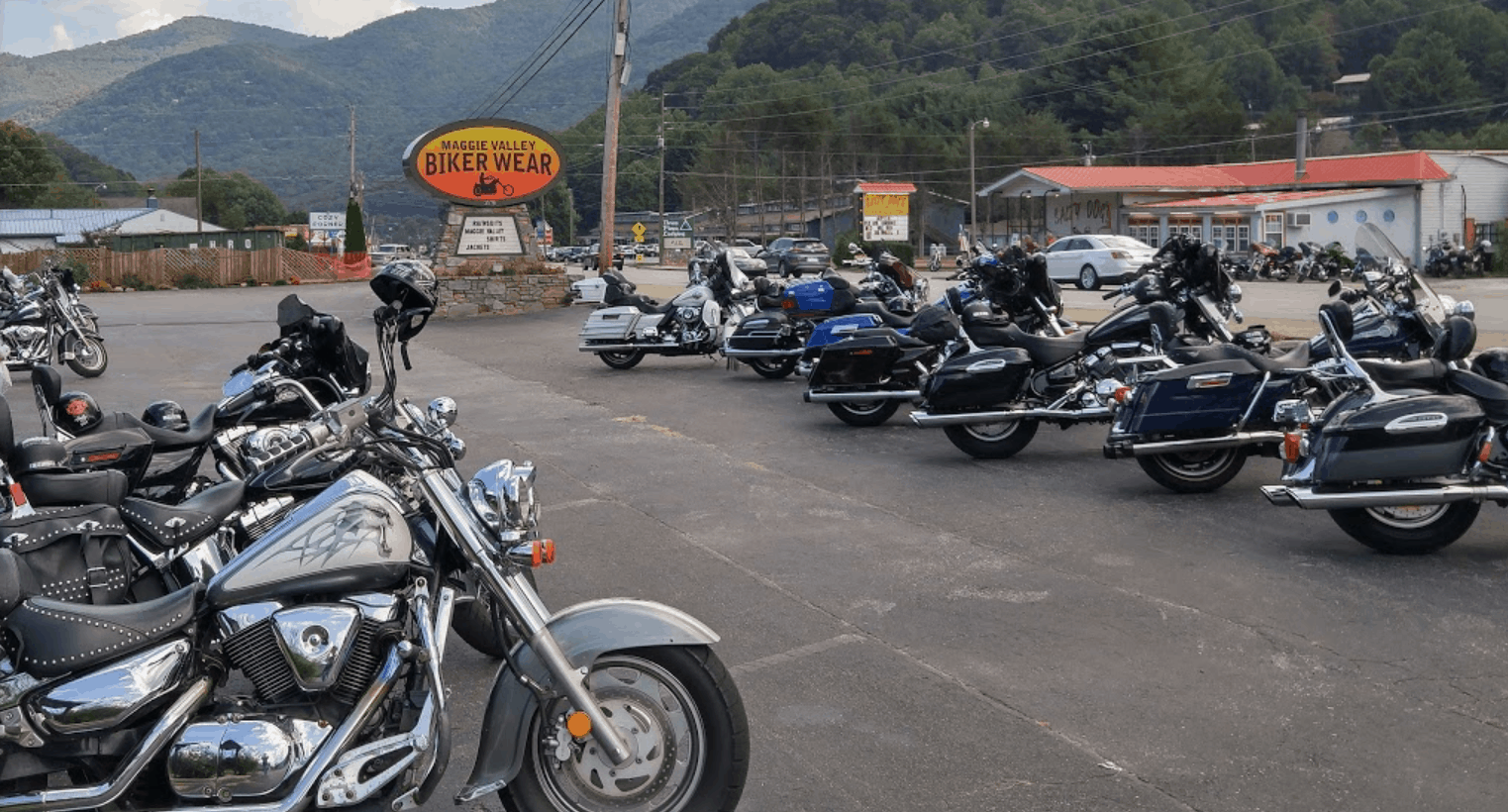 Maggie Valley Biker Wear