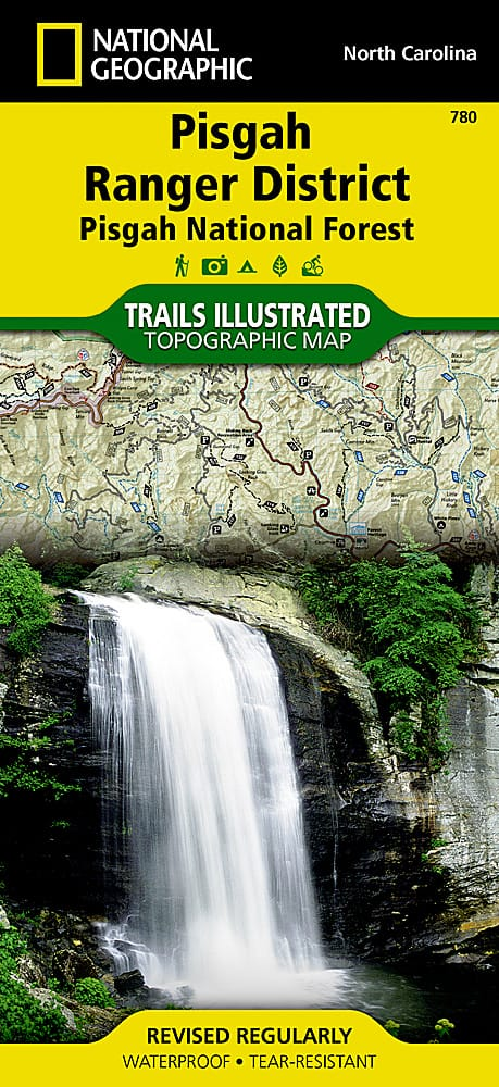 Pisgah National Forest Map