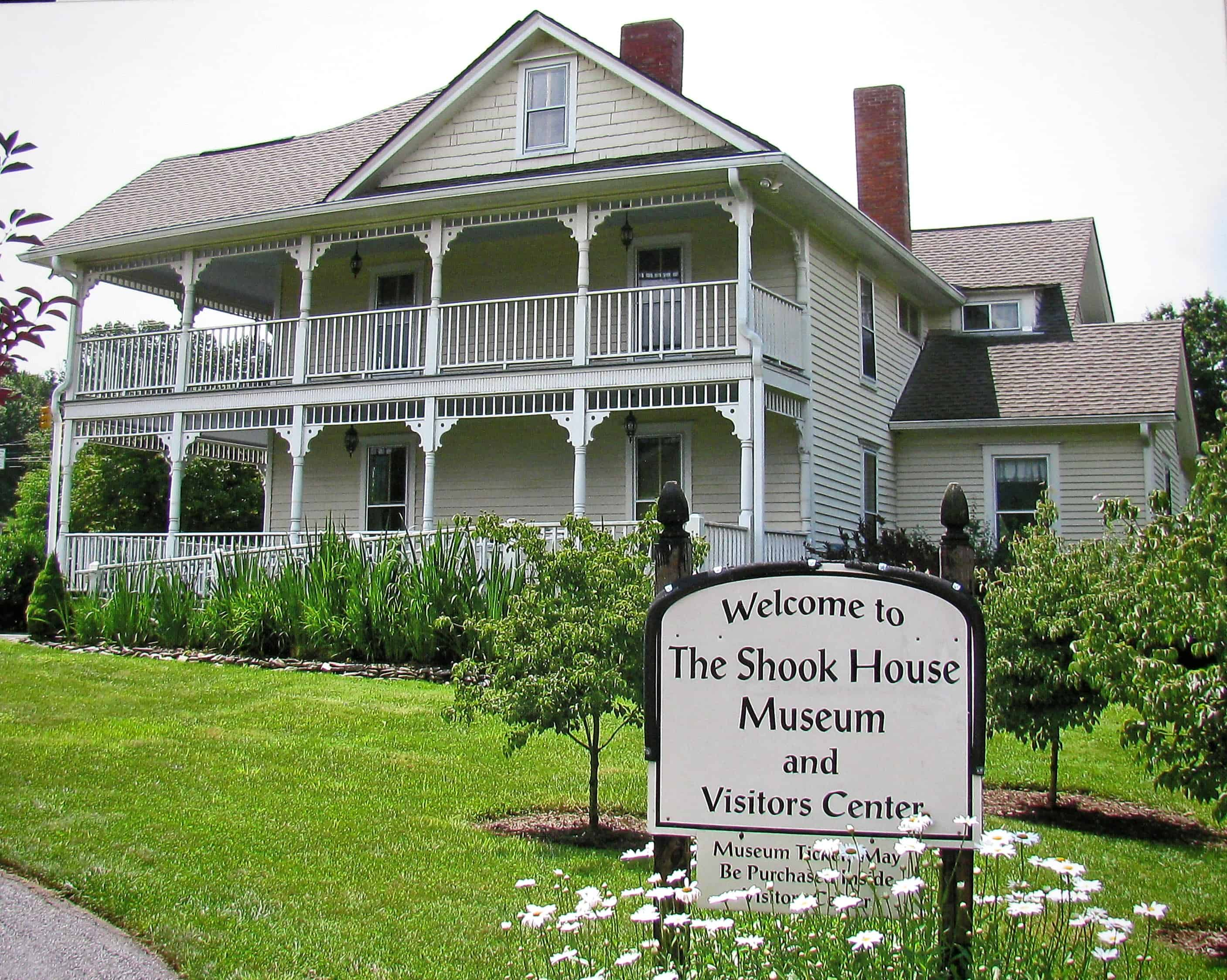 Shook Museum At The Shook Smathers House Visit Nc Smokies