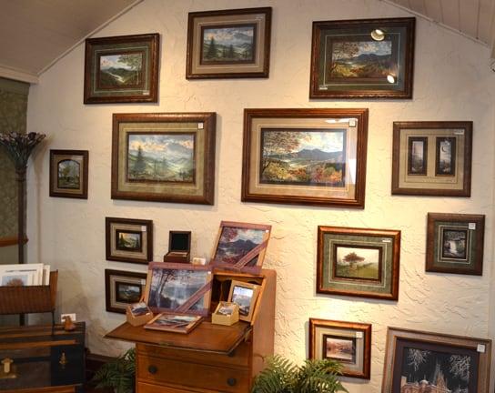 Tpennington Art Gallery Amp Framing Visit Nc Smokies