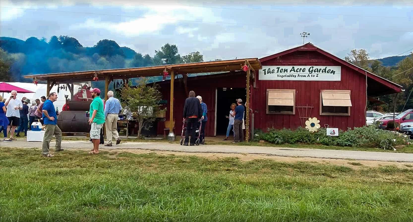 Ten Acre Garden in Canton, NC   Visit NC Smokies