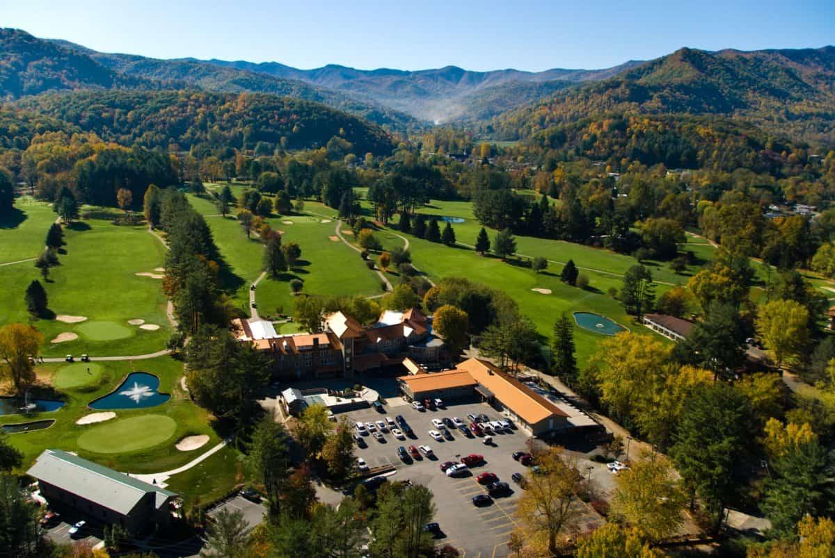 Waynesville Nc Golf Resort And Spa
