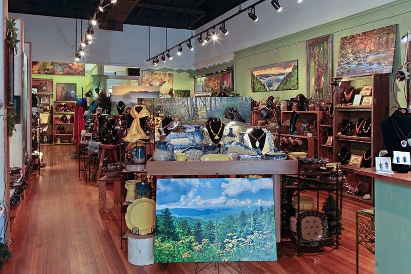 Blue Owl Gallery Waynesville