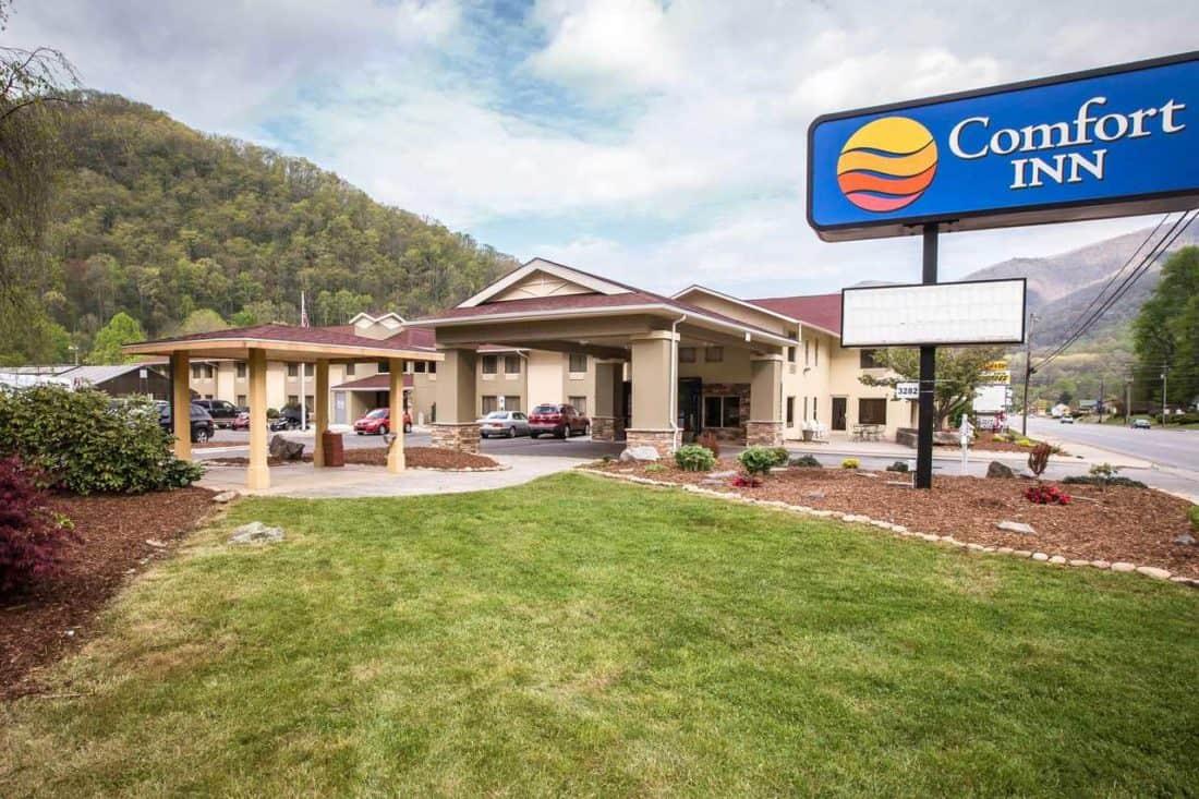 Comfort Inn Maggie Valley Visit Nc Smokies