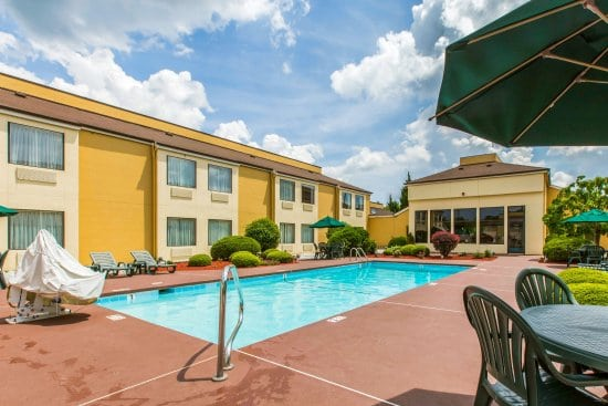 Motels In Canton Nc