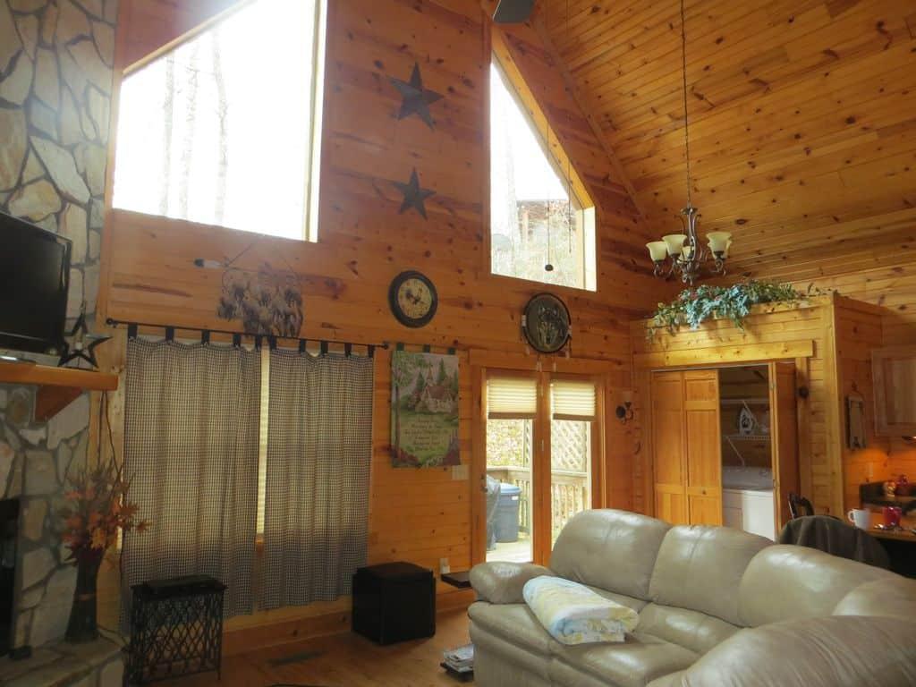 Gracie S Mountain Cabin Visit Nc Smokies