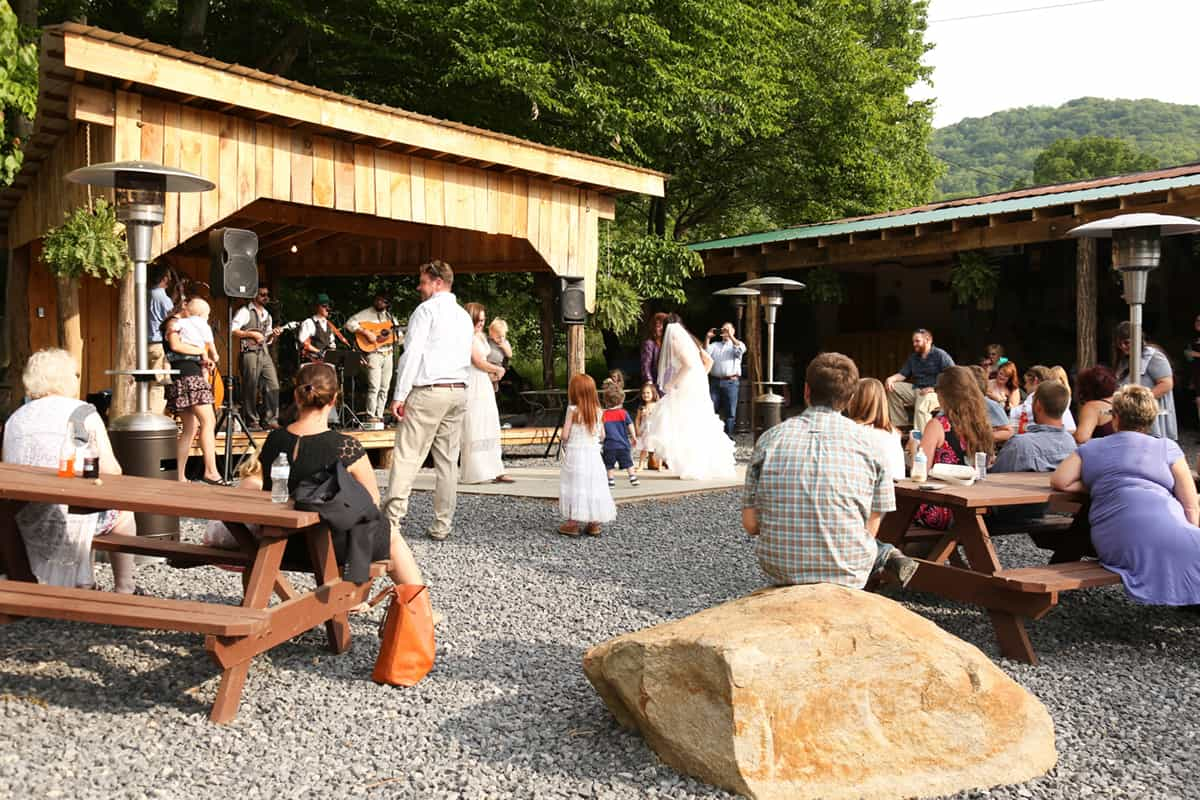 tie the knot at appalachian farm weddings wedding blog