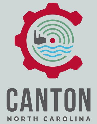 Canton NC Town Logo
