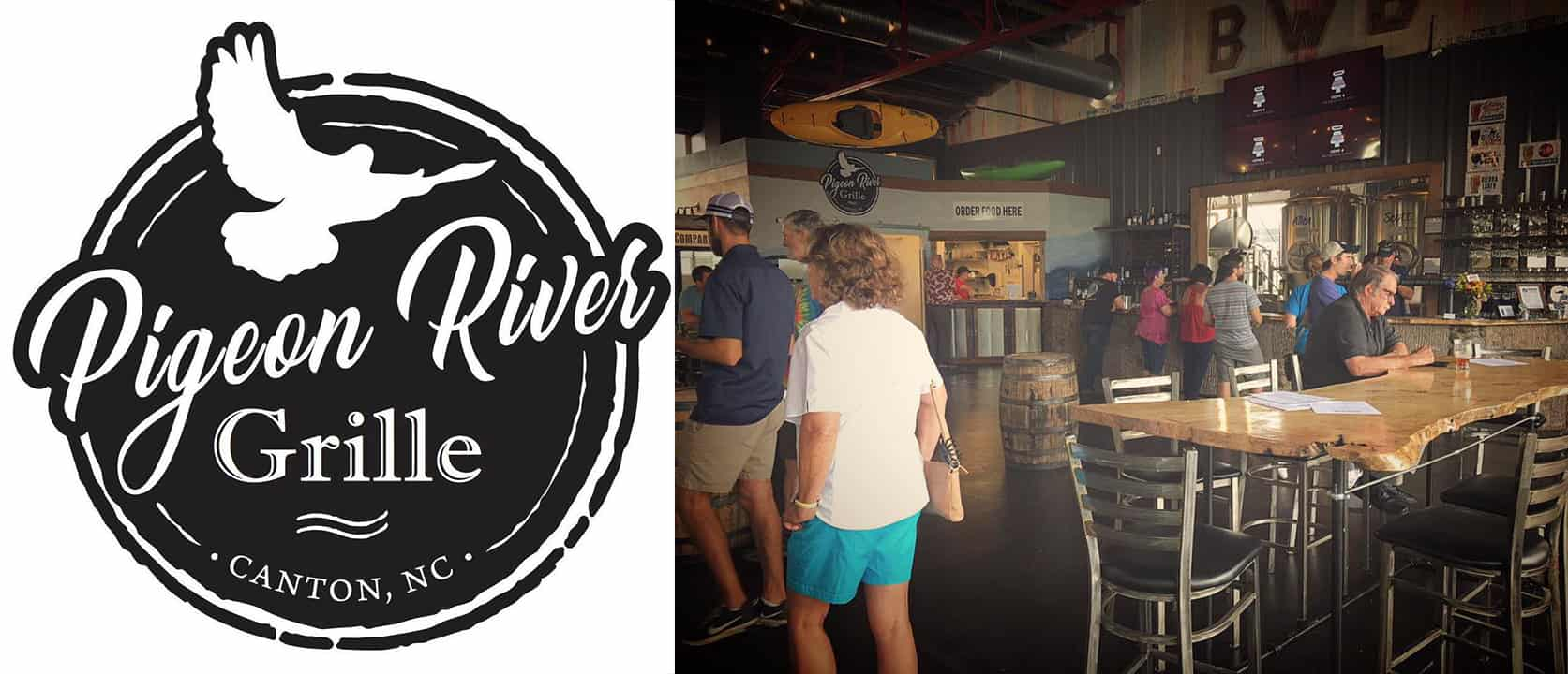 Pigeon River Grill in BearWaters Brewing Co
