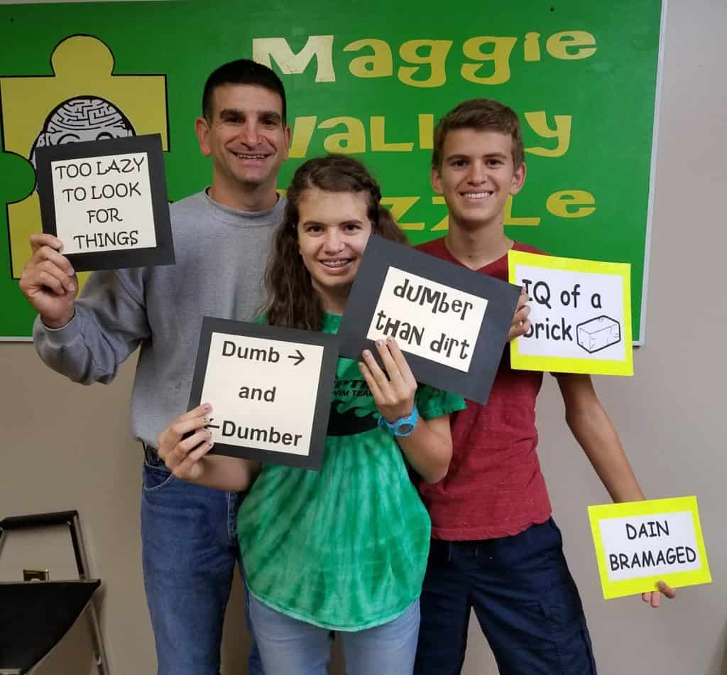 Maggie Valley Puzzle Room Escape Room