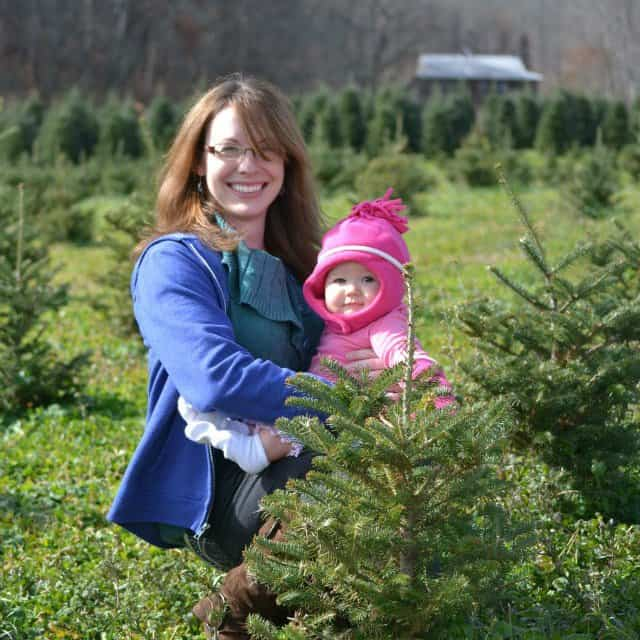 Mehaffey Christmas Tree Farm Kid Friendly