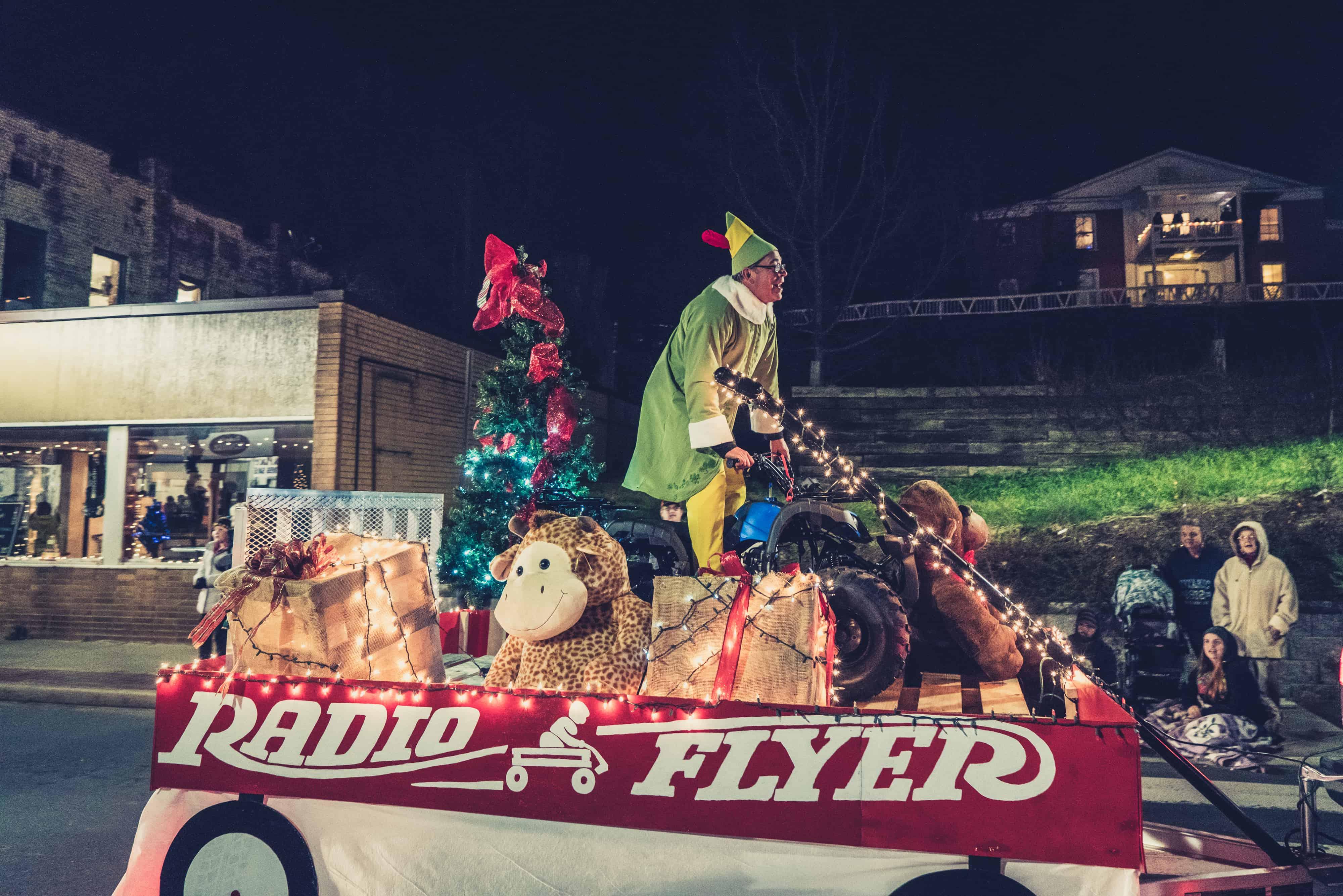 2017 Canton Christmas Parade