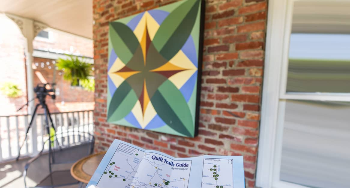 Haywood County Quilt Trail