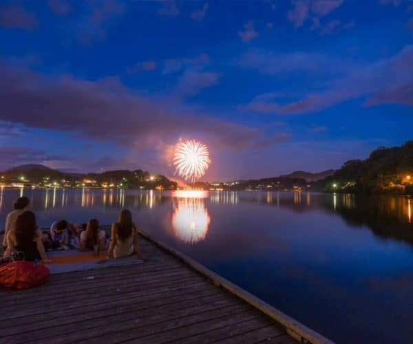 Lake Junaluska 4th of July