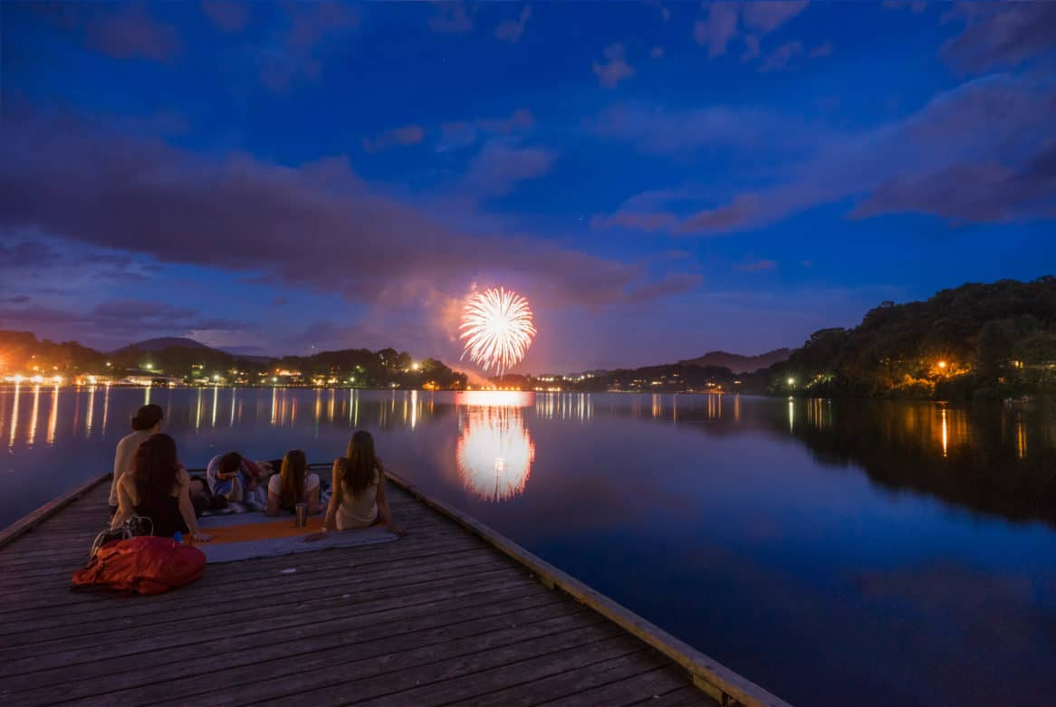 July 4th Celebration Lake Junaluska Nc Visit Nc Smokies