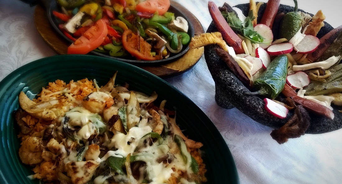 Luna Modern Mexican Kitchen | Visit NC Smokies