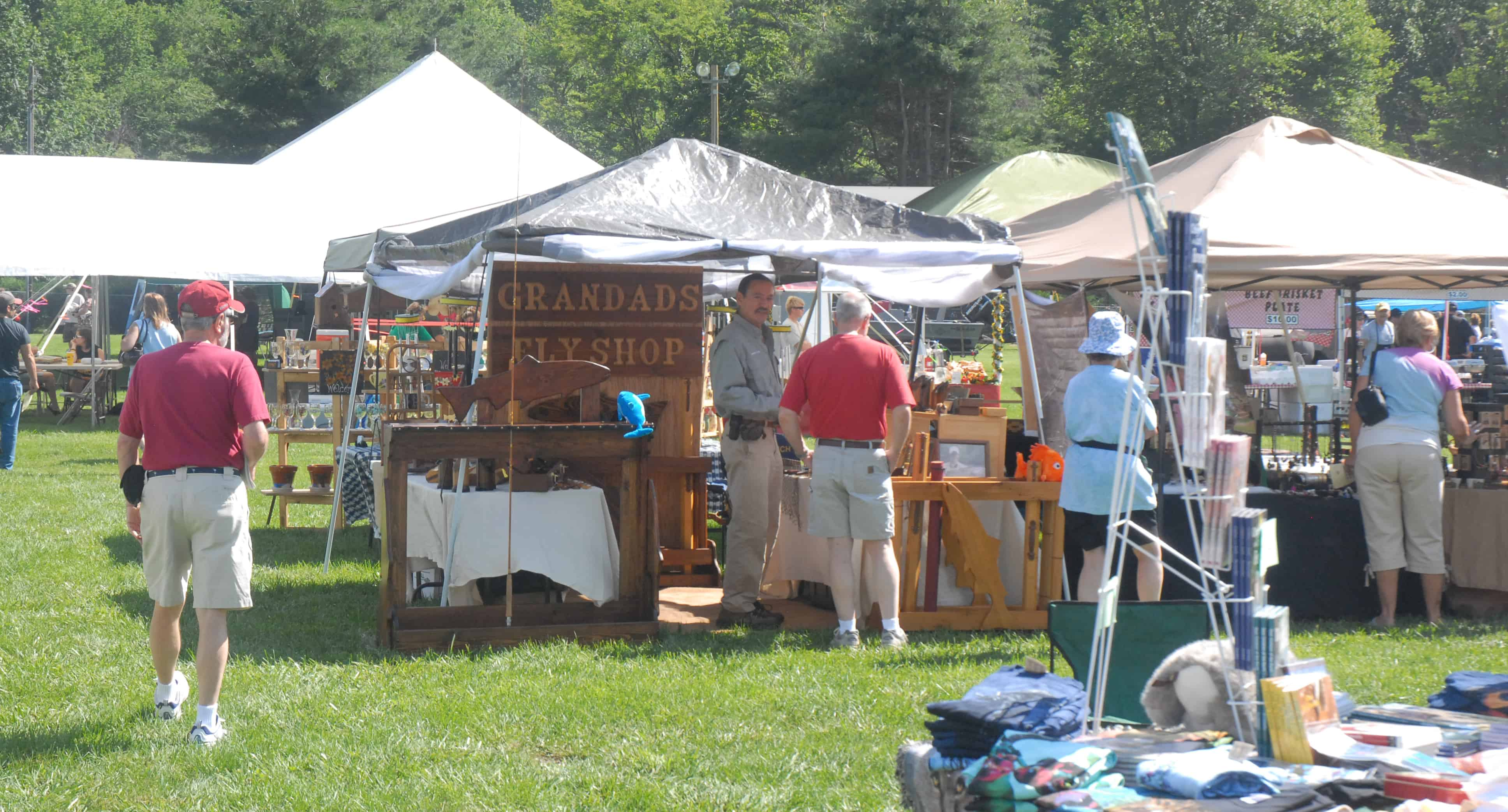Maggie Valley Arts and Crafts Festival
