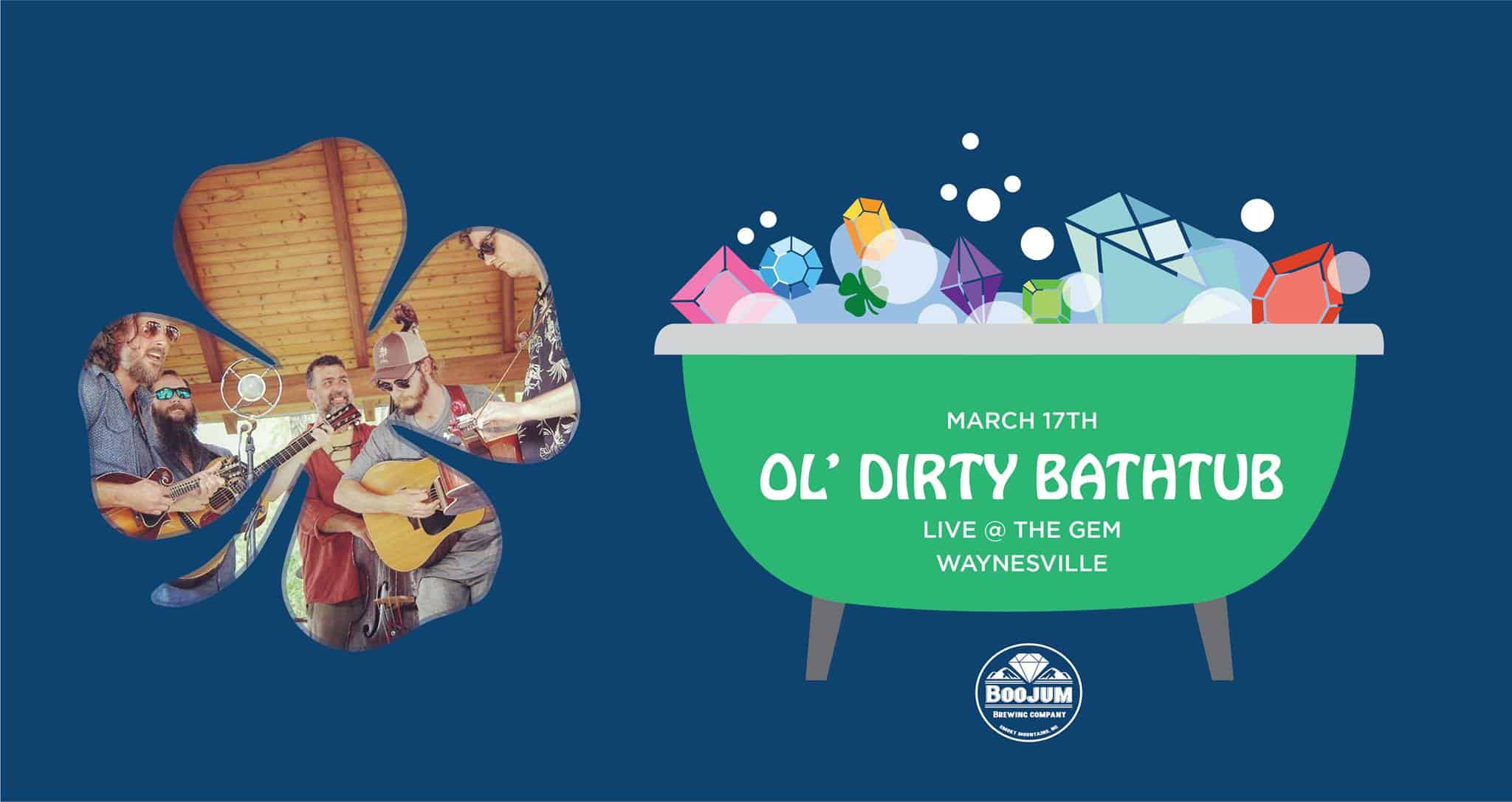 Ol' Dirty Bathtub - March at Boojum