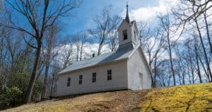 Little Cataloochee Church