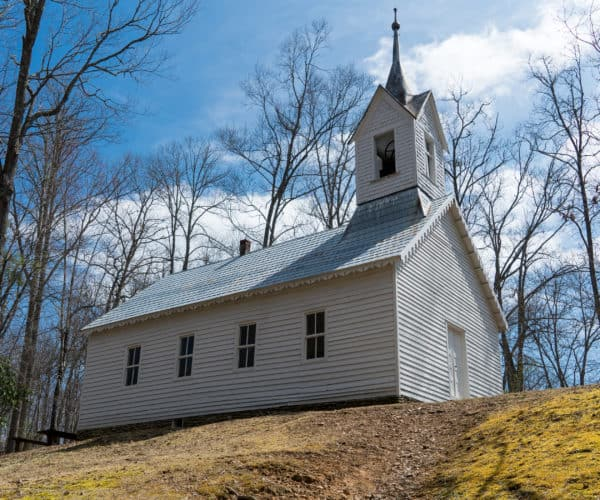 Little Cataloochee Church
