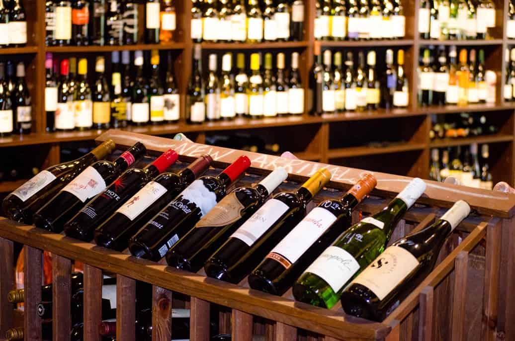 Bosu's Wine Shop