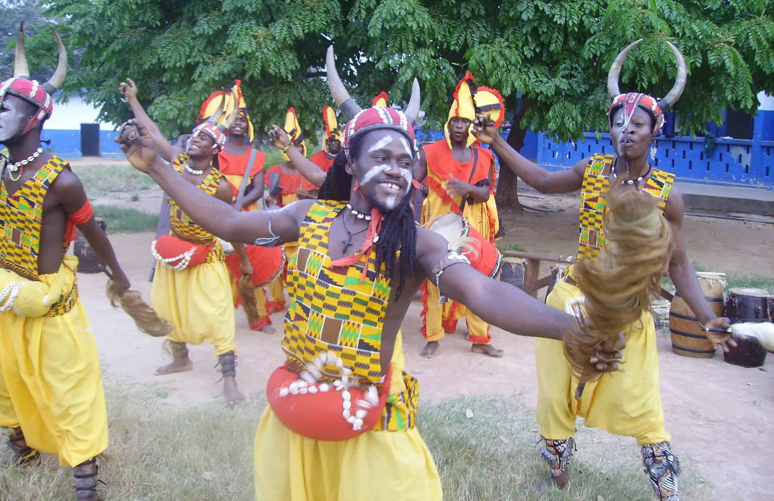 Folkmoot Festival - Ghana Group