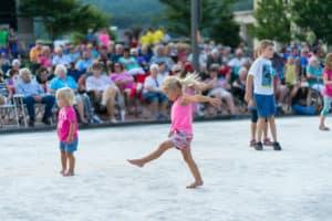 Folkmoot Festival