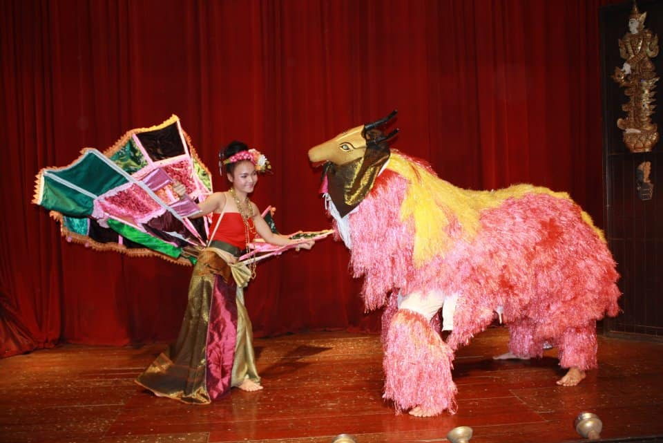 Folkmoot Festival Thailand Group