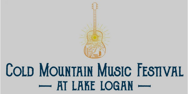 cold mountain music festival at lake logan 2018