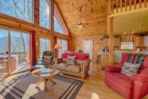 Horseshoe Cabin Maggie Valley Visit Nc Smokies
