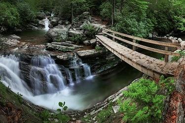 skinnydip falls