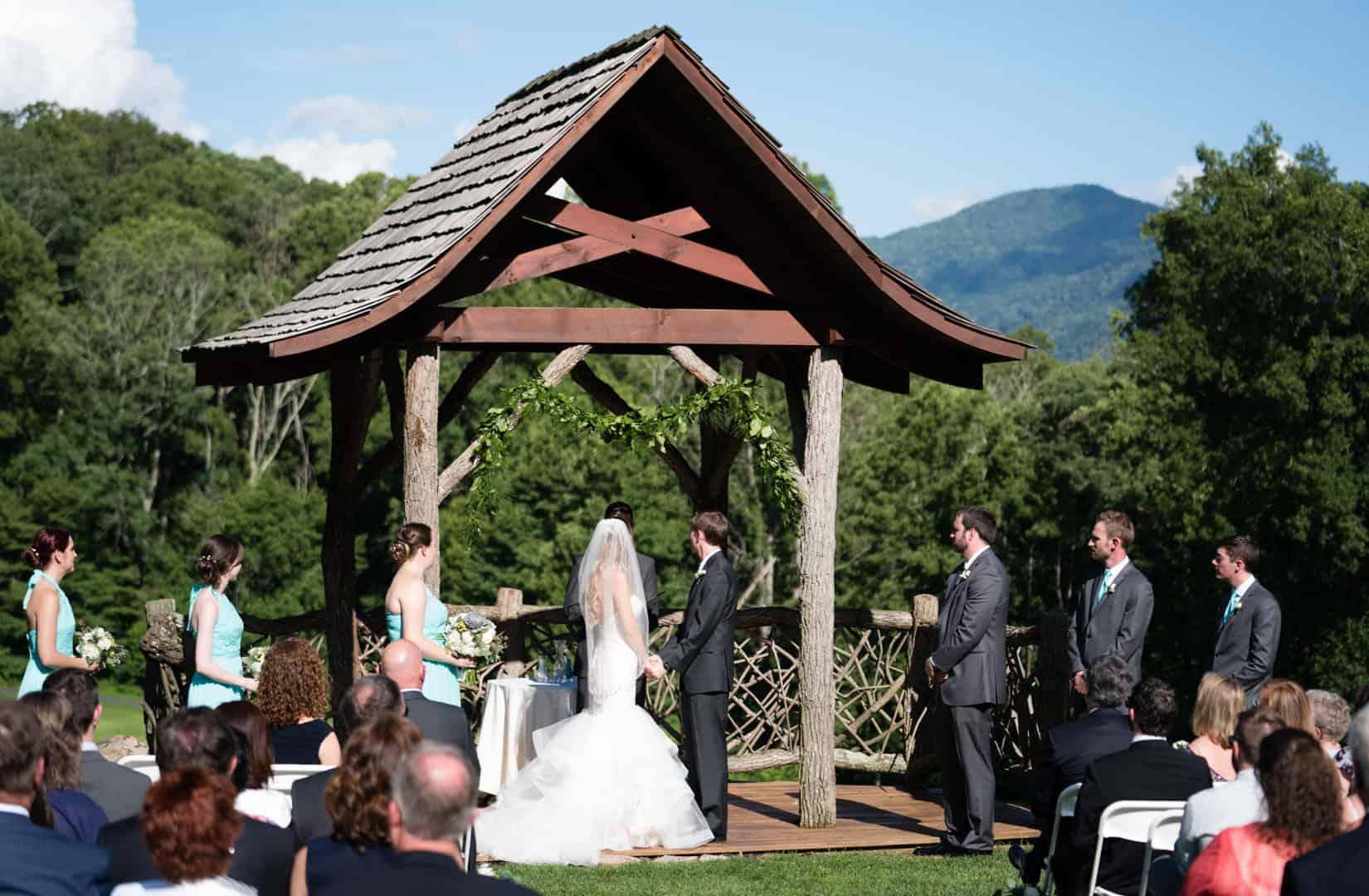 Laurel Ridge Wedding - Derek DiLuzio Weddings