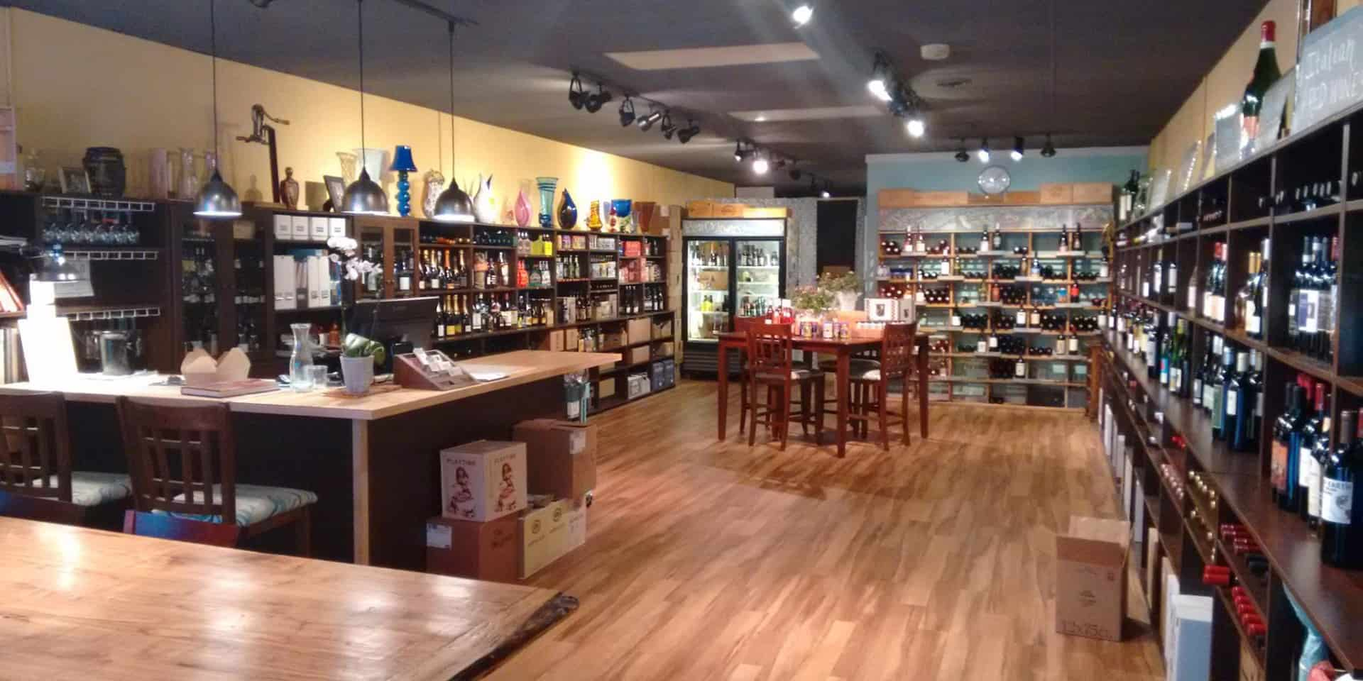 Bosu's Wine Shop & Secret Wine Bar