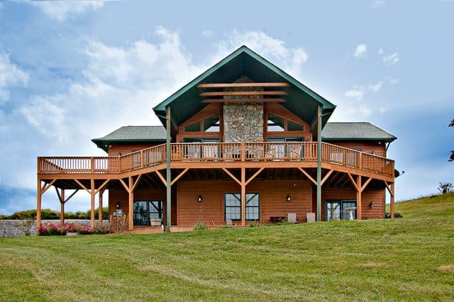 Everview Vacation Rental Visit Nc Smokies