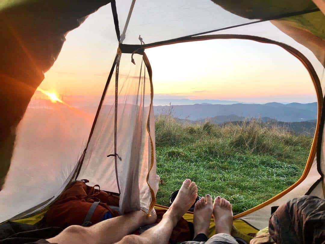 Camping in Haywood County, NC