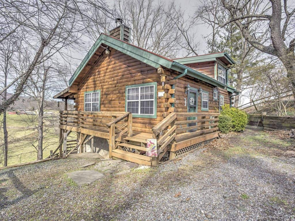 Picture Perfect Cabin Visit Nc Smokies