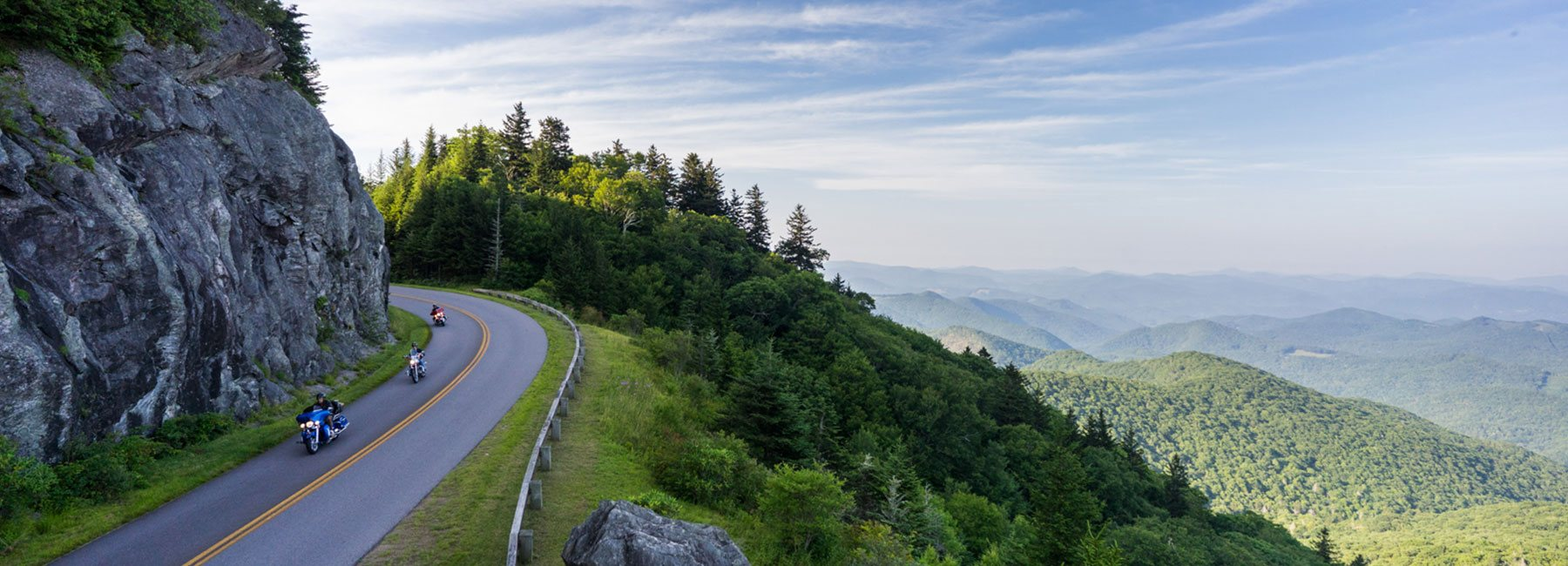Experience the Blue Ridge Parkway | Blue Ridge Parkway Map